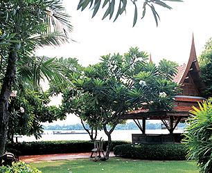 สวนสไตล์ไทยไทย