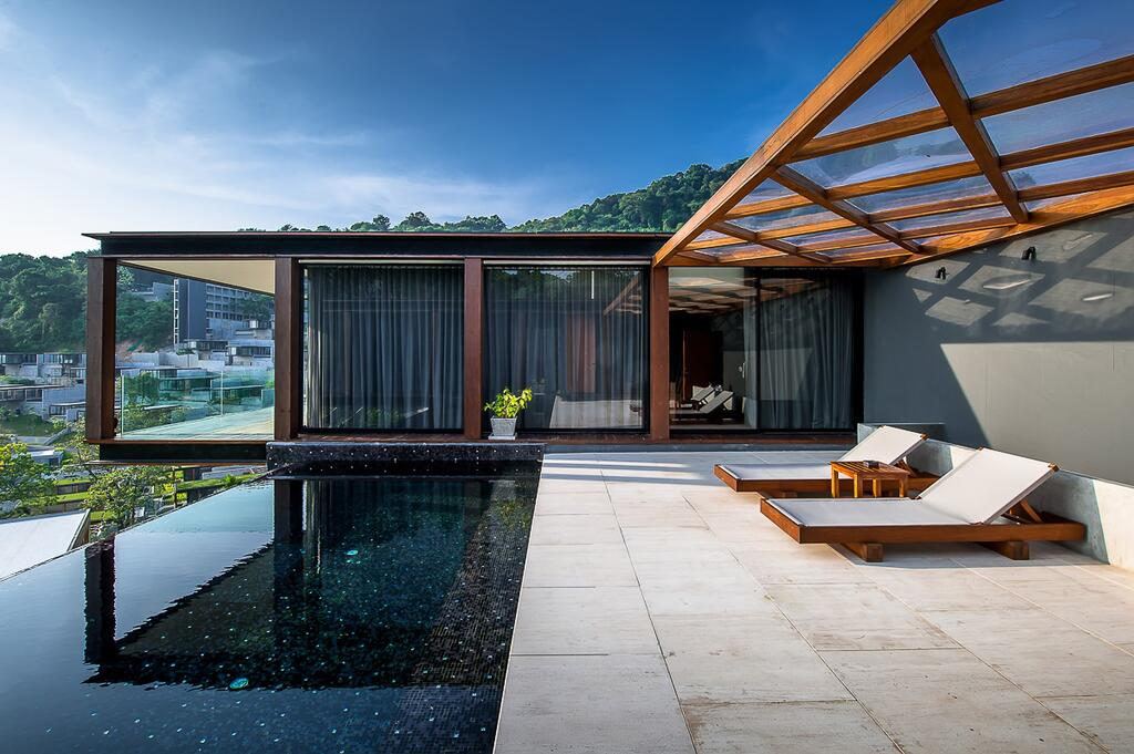 phuket village