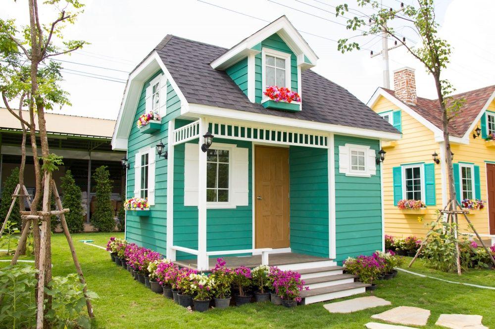แบบบ้านหลังเล็ก